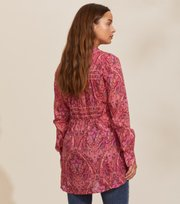 Odd Molly - Anna Tunic - RED DESERT