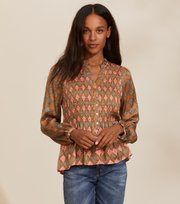 Odd Molly - Alison Blouse - MULTI