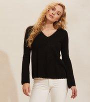 Odd Molly - Quinn Pullover - BLACK