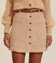 Odd Molly - Maya Skirt - SOFT TAUPE