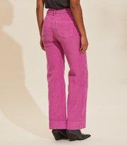 Odd Molly - Maya Pants - PINK DAHLIA