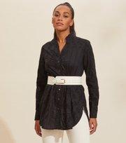 Odd Molly - Vivian Shirt - ALMOST BLACK