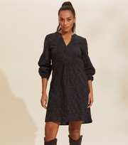 Odd Molly - Esther Dress - ALMOST BLACK