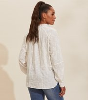 Odd Molly - Esther Blouse - LIGHT CHALK