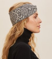 Odd Molly - Luna Headband - ALMOST BLACK