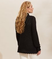 Odd Molly - Skylar Cardigan - ALMOST BLACK