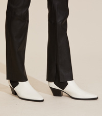 Victoria Leather Pants