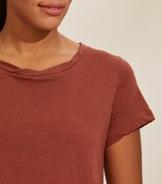 Odd Molly - Adrienne Top - ROST BROWN