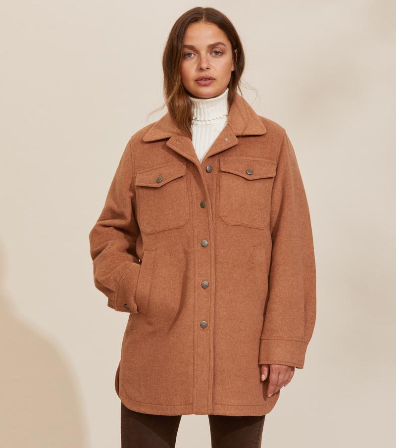 Stella Shirt Jacket