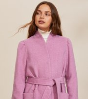 Odd Molly - Luna Coat - SMOKEY PURPLE
