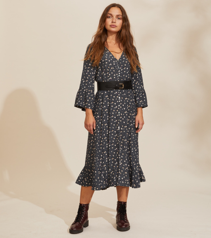 Esmée Long Dress