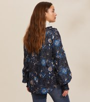 Odd Molly - Doreen Bluse - DARK BLUE