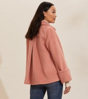 Odd Molly - Gemma Jacket - ASH ROSE
