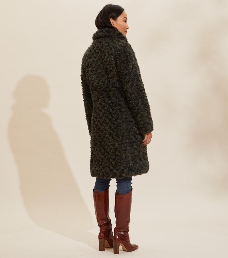 Amandine Long Jacket