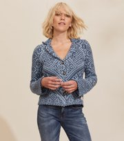 Odd Molly - Estelle Cardigan - SLICE OF BLUE