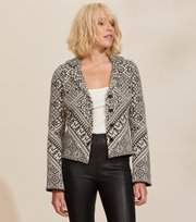 Odd Molly - Estelle Cardigan - ALMOST BLACK