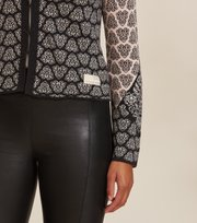 Odd Molly - Disa kort cardigan - BLACK