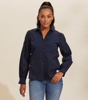 Odd Molly - Edith Shirt - DEEP NAVY