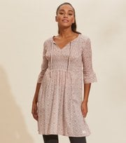 Odd Molly - Josephine Dress - BEIGE