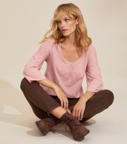 Odd Molly - Elly Top - BLUSH PINK