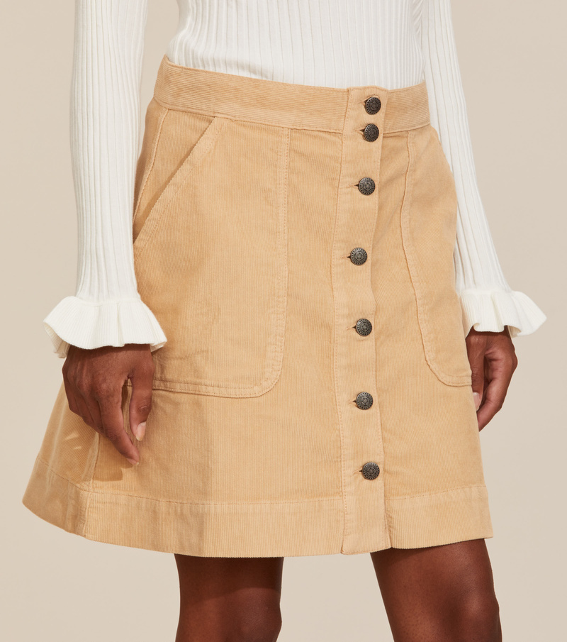 Living All The Way Skirt