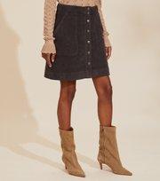 Odd Molly - Living All The Way Skirt - ASPHALT