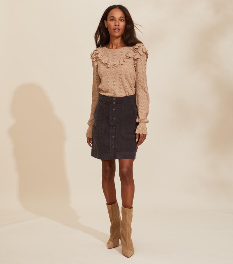 Living All The Way Skirt