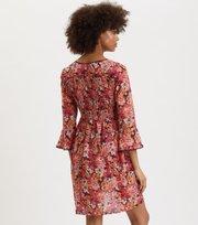 Odd Molly - Picnic Kleid - PINK BLOSSOM