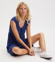 Odd Molly - Always Sunny Dress - NIGHTFALL BLUE