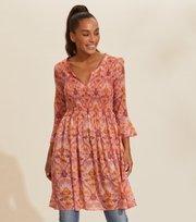 Odd Molly - Felice Dress - PEACH BLOSSOM
