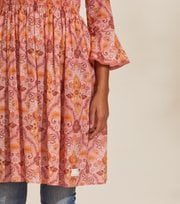 Odd Molly - Felice Dress - PEACH BLOSSOM