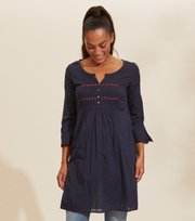 Odd Molly  - Alma Dress - DEEP NAVY