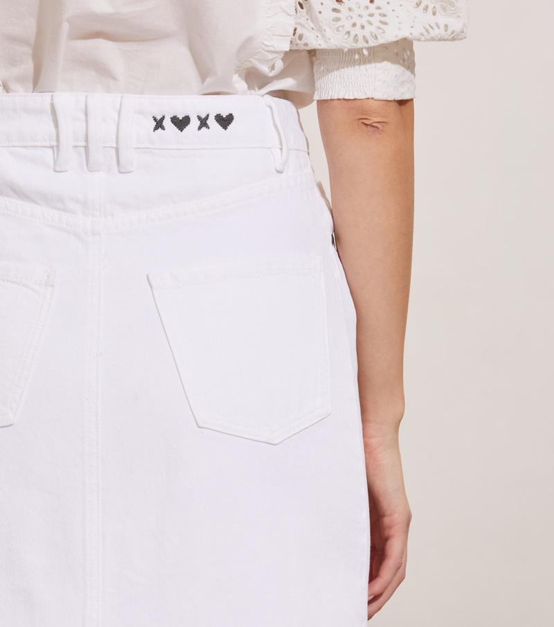 Ivy Twill Skirt