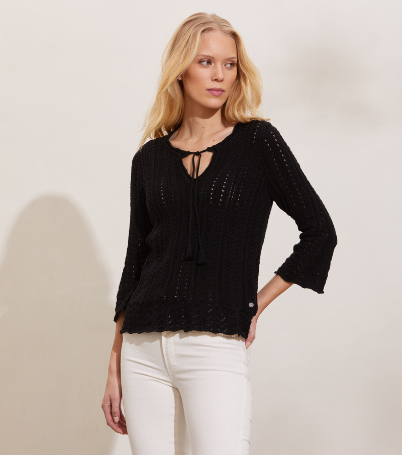 Zinnia Sweater