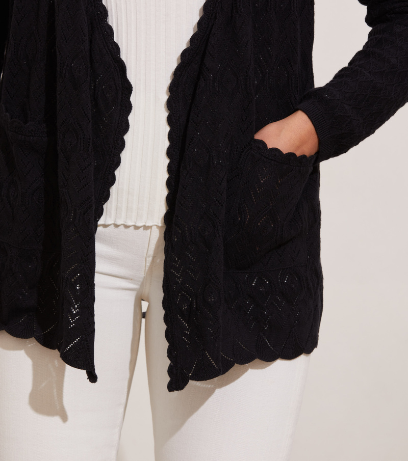 Destiny Wrap Cardigan
