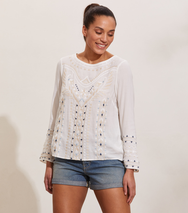 Savannah Blouse