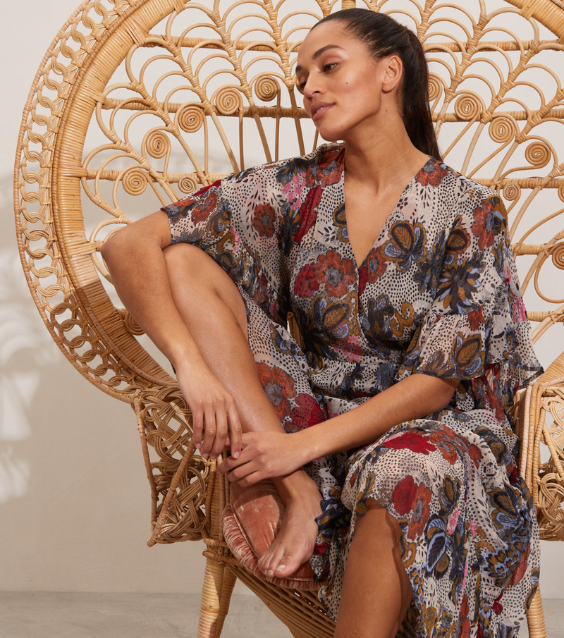 Flora Dress