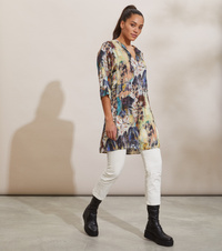 Gaia Tunic Dress