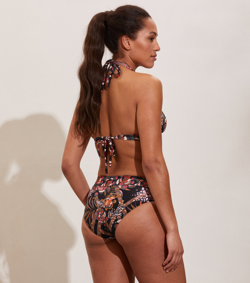Safety Halter Bottom Printed