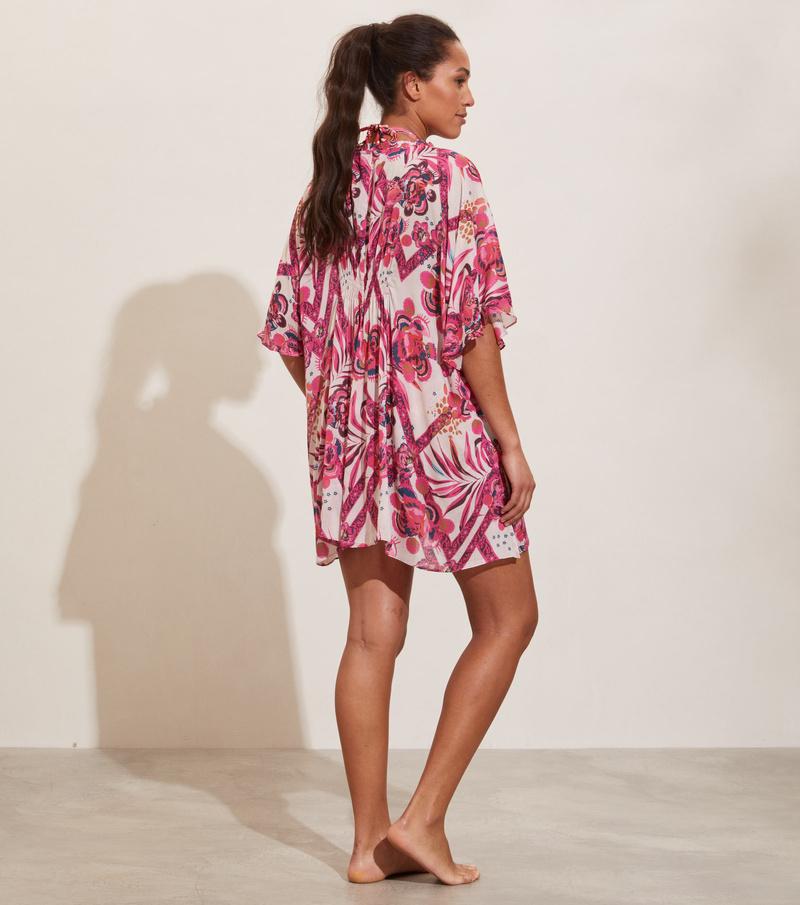 Artsy Beach Dress