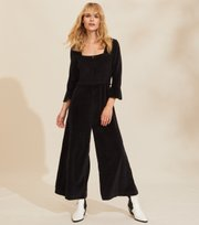 Odd Molly - Pernilla Jumpsuit - ALMOST BLACK