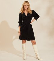 Odd Molly - Pernilla Dress - ALMOST BLACK