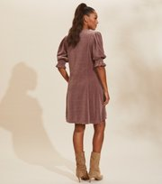 Odd Molly - Pernilla Dress - MISTY GRAPE