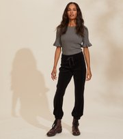 Odd Molly - Pernilla Pants - ALMOST BLACK