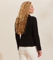 Odd Molly - Stay Grounded Blazer - BLACK