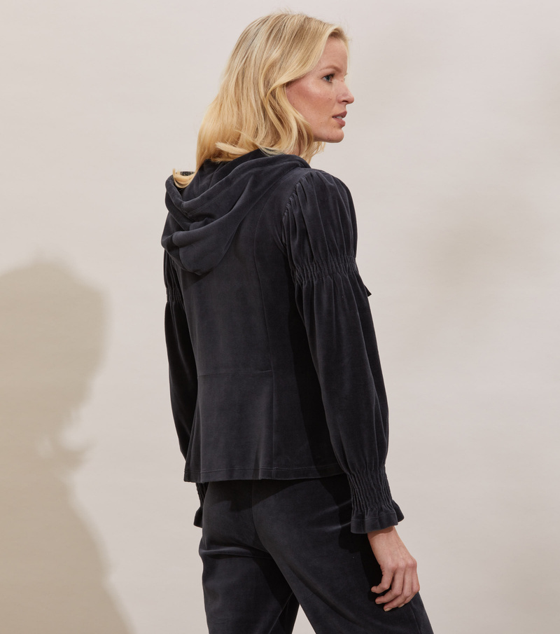 Pernilla Hood Sweater