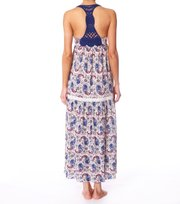 Odd Molly - jersey girl long dress - INDIGO